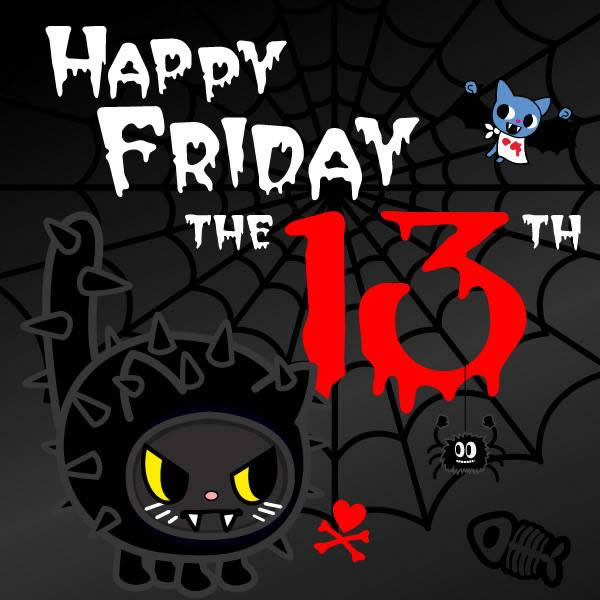 Happy Friday the 13th Plaatjes