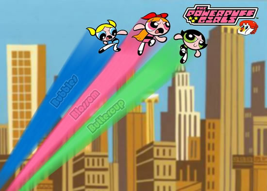 Powerpuff Girls 2
