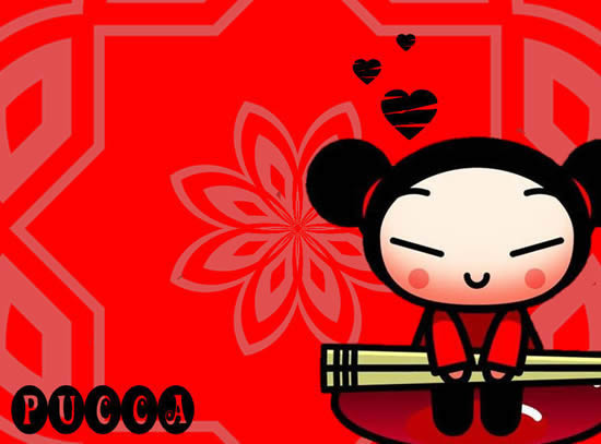 Pucca plaatje #10772