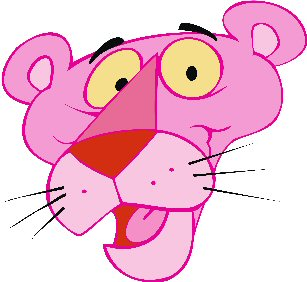 Pink Panther plaatje 1