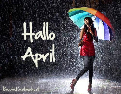 Hallo April