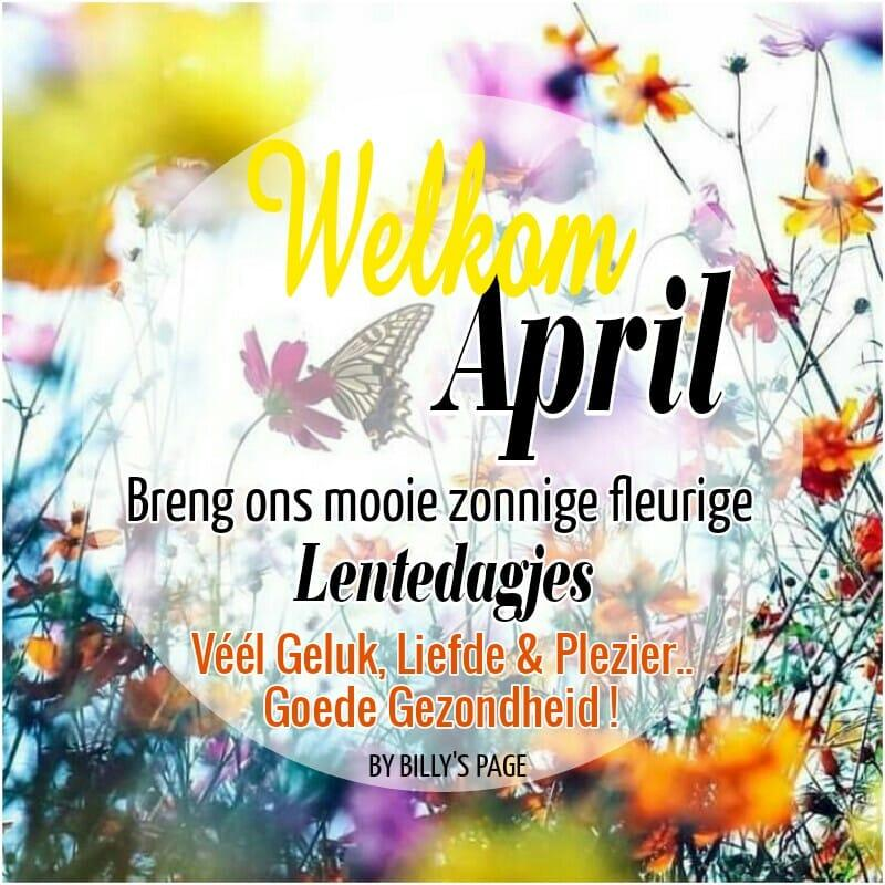 April plaatje 1