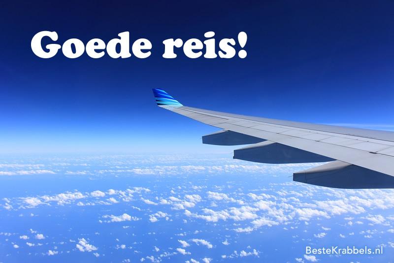 Goede reis!