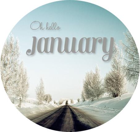 Oh hello January