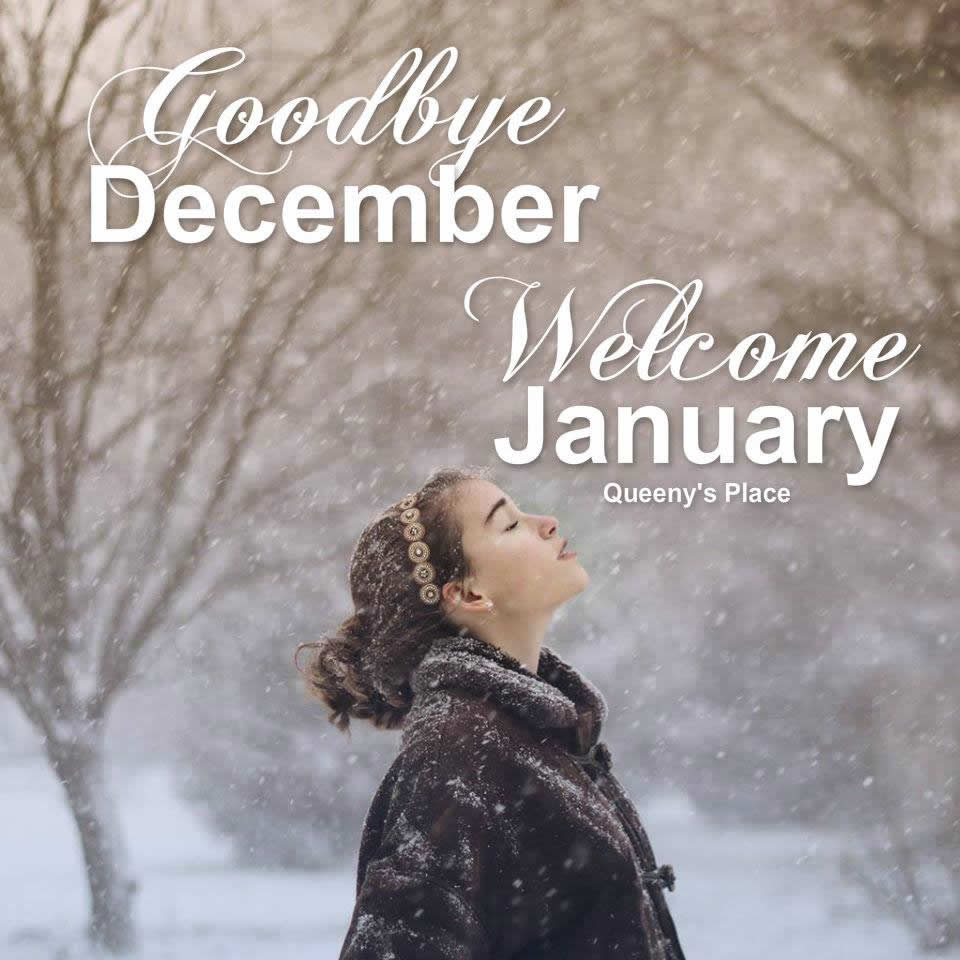 Goodbye December, Welcome...