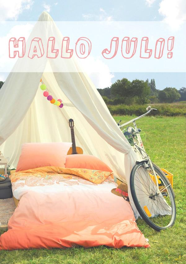 Hallo Juli!