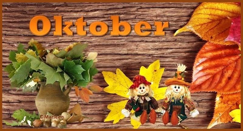 Afbeeldingsresultaat voor oktober