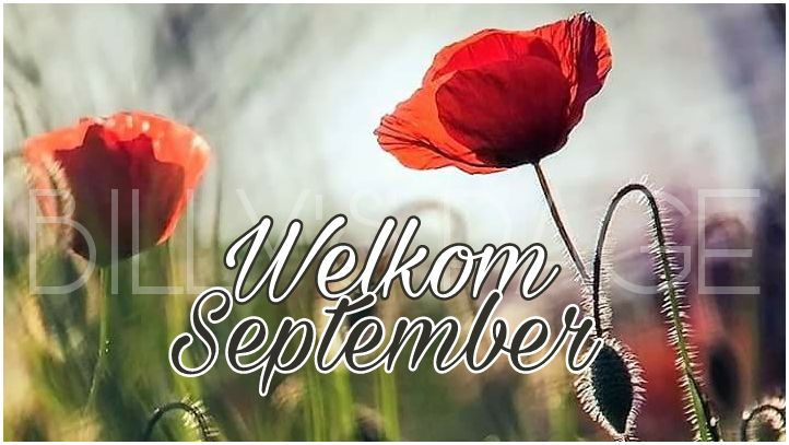 Welkom September