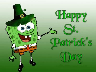 St Patricks Day plaatje 2